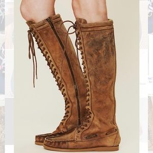 Free People/Bed Stu Tall Boot